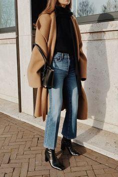 Winter Fashion Outfits, Autumn Winter Fashion, Trendy Outfits, Winter Style, Outfit Winter, Fashion Ideas, Winter Fashion Women, Womens Fashion, Classy Winter Fashion