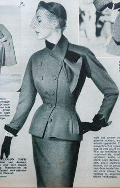 suit, Margriet 1950
