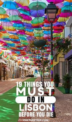 19 Things You Need to Do in Lisbon Before You Die – Portugal – Life Pinit 19 Dinge, die Sie in Lissabon tun müssen, bevor Sie in Portugal sterben Portugal Vacation, Portugal Travel Guide, Portugal Trip, Best Places In Portugal, Cool Places To Visit, Places To Travel, Travel Destinations, Vacation Places, Vacation Spots