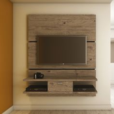 Manhattan Comfort Ellington 2.0 Entertainment Center