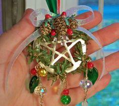 Winter Solstice // Yule // Christmas | Yule Ornament | Pagan Decorations
