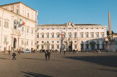 Quirinal palace, Rome, Italy