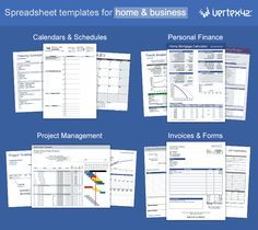 Download The Personal Financial Statement From VertexCom