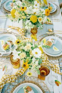 Summer Party Themes, Summer Party Decorations, Tea Party Theme, Summer Parties, Birthday Party Decorations, Party Ideas, Elegant Wedding Themes, Lemon Party, End Of Summer