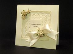 beautiful. change the colors, keep it monochromatic, and its an any occasion card.