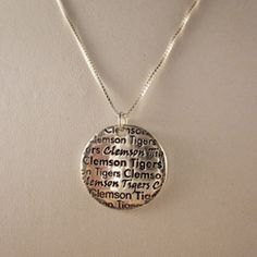 https://www.tigertowngraphics.com/p-1657-sterling-silver-clemson-pendant-necklace.aspx        In our sister store, Tickled Orange