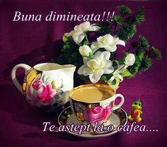 Tea Cup Saucer, Good Morning, Tea Pots, Mugs, Coffee, Tableware, Mornings, Room, Mason Jars