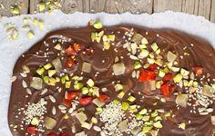 Domáca čokoláda s čili