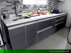 16 mejores imágenes de Cocinas integrales de aluminio   Home decor ...