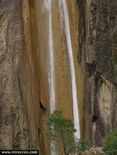Cascada de Linarejos, Parque Natural de Cazorla, Segura y Las Villas,