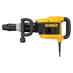 DEWALT SDS Max Demolition Hammer Kit-D25899K - The Home Depot