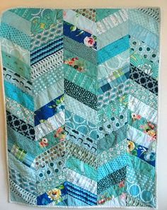 Blue Herringbone | Flickr - Photo Sharing!