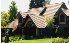 Best What Colors Go With A Green Metal Roof Best Metal Roof 400 x 300