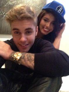 Justin Bieber Gets Intimate, Cuddling With New Girlfriend Yovanna Ventura