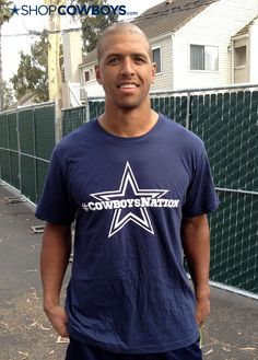 Miles Austin is part of #CowboysNation, are you?