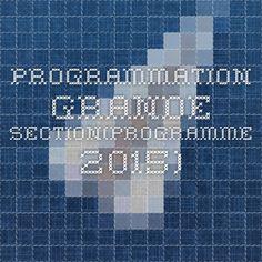 programmation grande section(programme 2015)                                                                                                                                                      Plus