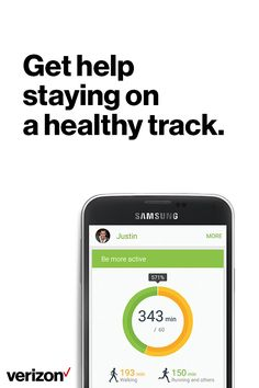 Give your heart some love with the heart monitor that responds to the touch of your finger—only on the Samsung Galaxy S5. Chart heart rate levels before and after you exercise. Get yours today on Verizon—the next gen network.