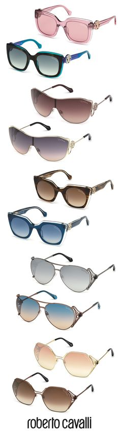 3ab774f196a Get Ready for a Dose of Style with Roberto Cavalli Shades