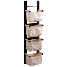 Winsome Storage And Magazine Rack, Dark Espresso (325 RON) ❤ liked on Polyvore featuring home, home decor, small item storage, dark espresso, storage baskets, colored baskets, vertical magazine rack and colored storage baskets