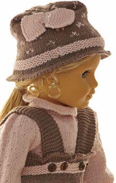 puppensachen stricken mit strickanleitung - Ein bezauberndes und gemütliches Outfit für Ihre Puppe