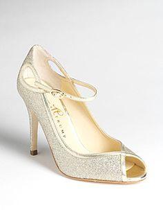 Possible wedding shoe...