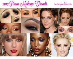 Top #Prom #Makeup Trends for 2013.