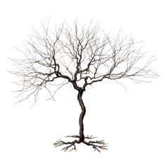 1stdibs | Contemporary Medium Wire Tree Sculpture by Pablo Avilla