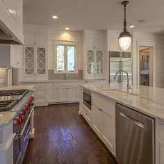 Carrera Countertops, Transitional, Kitchen, CR  Home Design