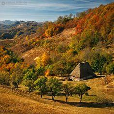 Autumn colors in Apuseni Mountains, Romania (by Adrian Petrisor)