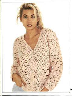 Free Crochet Patterns: Free Crochet Patterns for Cardigans