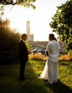 Tuscany Countryside Wedding