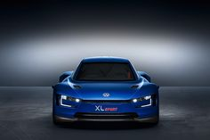 The Ducati-Powered VW XL Sport Is a Slice of Ultralight Two-Cylinder Awesomeness - Photo Gallery of Auto Shows from Car and Driver - Car Images Karmann Ghia For Sale, Electric Sports Car, Car Volkswagen, British Sports Cars, Super Sport Cars, Best Classic Cars, Sports Sedan, Futuristic Cars, Nsx