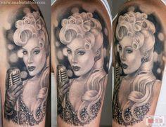 Celebrites Tattoo by Anabi Tattoo
