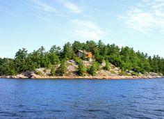 private islands   Deep Bay Private Island Ontario, Canada