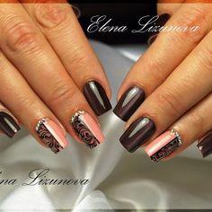 #красивыеногти #ногтиотрадный