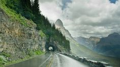 Going to the Sun Road — Montana (84 pieces)