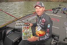 If you think Sexy Shad is Kevin VanDam's favorite crankbait color, you'd be right … but only a third of the time.