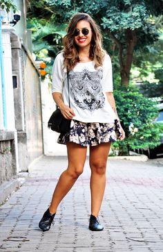 Small Fashion Diary: look de sábado: cabelo inesperado!
