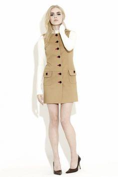 Francis Fall 2011 - Annabelle jumper dress