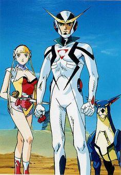 Old Cartoon Movies, Old Cartoons, Comic Art, Comic Books, Manga Art, Gundam, Character Design, Animation, Cyborgs