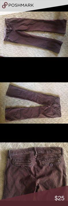 Joe's Jeans trousers size 26 waist inseam 31 nice Joe's Jeans trousers size 26 waist inseam 31 nice worn a few times Joe's Jeans Pants Trousers