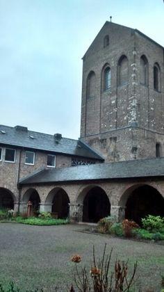 Igreja St. Maria Capitólio/ Colônia - Alemanha/DE  01/2017