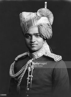 The Maharajah of Jaipur, Sir Sawai Man Singh (1911 - 1970).
