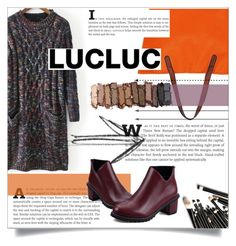 """""""LUC LUC 3.4"""" by katerin4e-d ❤ liked on Polyvore featuring Urban Decay"""