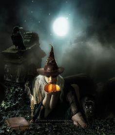 halloween time from deviantART