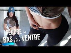 PERDRE le BAS DU VENTRE + HIIT Brûle graisse - YouTube