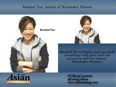 Rosalind Tan, Analyst of Wavemaker Partners.