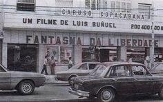 Fotos antigas do Rio de Janeiro - Page 122 - SkyscraperCity Av. N. Senhora de Copacabana (Cinema Caruso, Nº 1362) - 1974