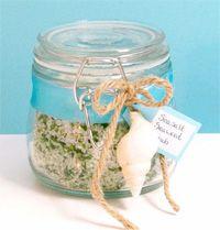 DIY: Sea Salt and Seaweed Scrub | Bath and Body | CraftGossip.com