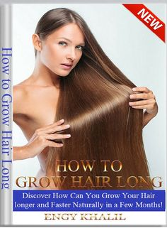 How to Grow Long Hair for Men Do you want an easy method to make your hair grow faster and longer in an extremely stress-free manner? How to Grow Hair Long is a fast hair growth program that w… Hair Growth Tips, Natural Hair Growth, Natural Hair Styles, Long Hair Styles, Grow Long Hair, Grow Hair, Natural Hair Treatments, Hair Remedies, Hair Health
